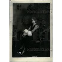 1931 Press Photo Borah Poses wife William - RRX36371
