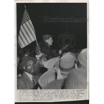 1946 Press Photo Leslie Orear CIO United Packaging - RRW37347
