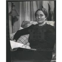 1937 Press Photo Arthur Holly Compton American physicist