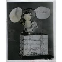 1971 Press Photo Jingle Thuderbus Puppet Show Slated - RRX65257
