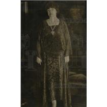 1926 Press Photo Mrs. Florence Kistler Colorado Denver - RRX48299