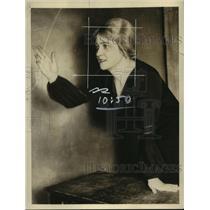 1937 Press Photo Rheba Cranford Spilvalo - sba17585