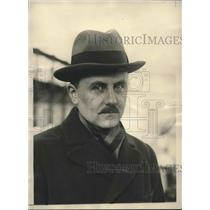 1929 Press Photo William Wiseman heads British spies according to Naval expert