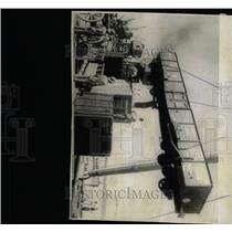 1941 Press Photo American industries supplies car swung - RRW73169
