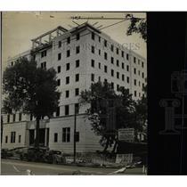 1931 Press Photo Children's Hospital Nurses Home - RRX65009