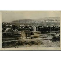 1922 Press Photo British Forces hemmed in by Turkish Infantry Units - nem48671