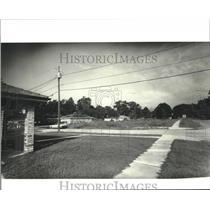 1982 Press Photo Pan American Flight 759 - View of Kenner, Louisiana - noa88818