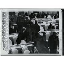 1966 Press Photo Liu Chieh UN General Assembly - RRW01813