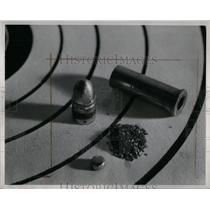 1939 Press Photo Brass casing bullet primer powder - RRX55791