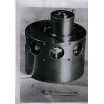 1958 Press Photo Explorer II US Satellite tape recorder - RRX57593