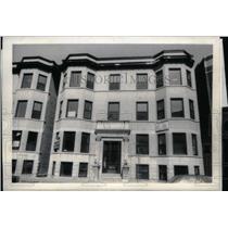 1900 Press Photo Cornelia Condos Building - RRX43601