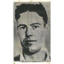 1933 Press Photo John Joseph Oley Denver Brooklyn Arest - RRX87421