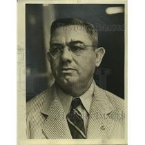1939 Press Photo Lawrence DiBenedetto of New Orleans AAU. - noa94163