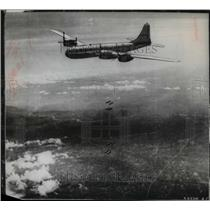 1944 Press Photo B-29 Over Ansher - nem49093