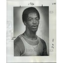 1978 Press Photo Baseball - Ken Conaway of the Trojans - nos05856