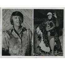 1980 Press Photo Bob Denver, American comedic actor.