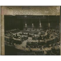 1974 Press Photo United Nations Commission On  Women