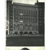 1929 Press Photo Orchestra Hall - RRW35119