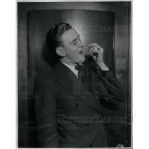 1939 Press Photo Massice Teeth Toothpic Great Monolith - RRX48803