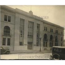 1937 Press Photo Federal Farm Credit Agency located in Federal Land Bank, LA