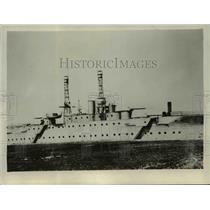 1923 Press Photo United States Naval ship - nem50825
