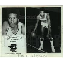 1978 Press Photo Buffalo Braves basketball forward Adrian Dantley - sas05221