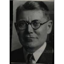 1928 Press Photo Adam Strohm Detroit public library - RRW72237