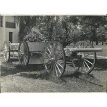 1942 Press Photo USWV Artillery Of Caisson - RRX86495