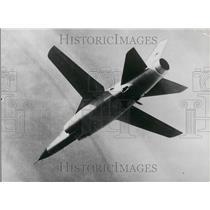 "1967 Press Photo ""Mirage 6"" plane on Maiden Flight - KSK30265"