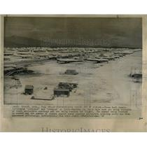 1948 Press Photo Davis Monthan Air Force base Cocooned - RRW67071