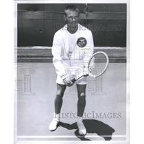 1959 Press Photo Stan Ellis Marine San Diego Tennis - RRQ04991