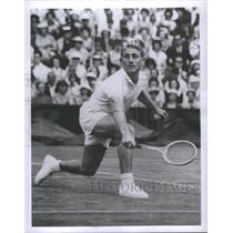 1956 Press Photo Hoad Australian Professional Tennis - RRQ05055