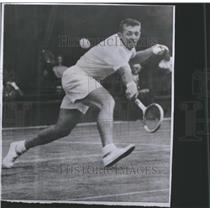 1955 Press Photo Tony Trabert Tennis Player - RRQ05345