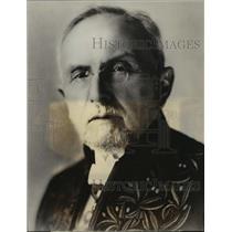 1931 Press Photo Gabriel Hanotaux Patron of $100,000 Competition for Pictures