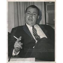 1968 Press Photo Rex Trubey - abna24838