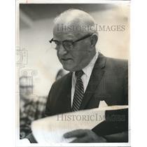 1971 Press Photo Commissioner of Alabama Agriculture Richard Beard - abna25119
