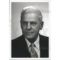 1958 Press Photo Mr. Claude N. Estes, Senior, Birmingham, Alabama - abna27363