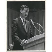 1964 Press Photo Alan Drennen of Birmingham - abna27619