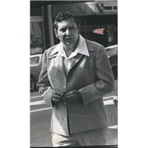 1975 Press Photo Gambler Sam Fiorella - abna27826