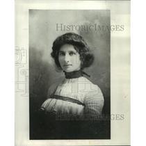 1904 Press Photo Lydia Louise Landry known as the Gibson Girl - nob21787