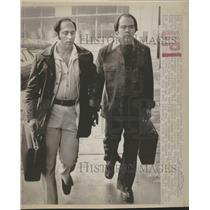 1977 Press Photo Mike Marshall Atlanta Braves Pitcher - RRQ18691