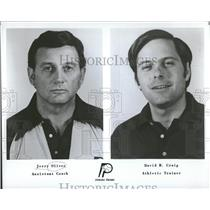 1976 Press Photo Jerry Oliver Assistant Coach basketbal - RRQ20419