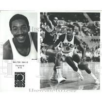 1979 Press Photo Walter Davis Phoneix Suns Basketball - RRQ20907
