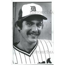 1977 Press Photo Mark Ewell Denver Bears - RRQ21603
