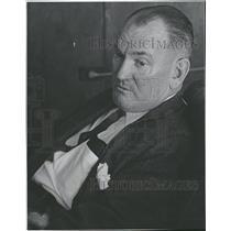 1961 Press Photo Eddie Glennon Denver Bears Manager - RRQ21615