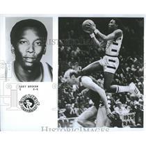 1979 Press Photo Cleveland Cavaliers Player Gary Brokaw - RRQ24151