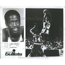 1978 Press Photo Washington Bullets Larry Wright - RRQ24365