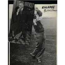 1933 Press Photo Guy A. Miller Judge