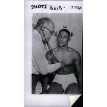 1951 Press Photo Randolph Adolphus Randy Turpin  Boxer