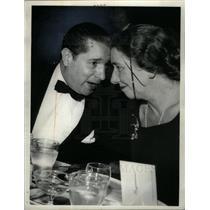 1962 Press Photo Jose A. Mora Berckemeyer
